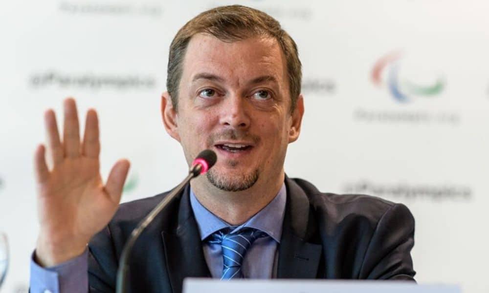 Andrew Parsons, Presidente do Comitê Paralímpico Internacional (IPC), comenta sobre o fluxo de caixa após adiamento de Tóquio 2020
