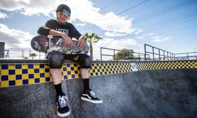 Lenda do skate, Tony Hawk firma parceria com a Vans para promover o esporte ao redor do mundo