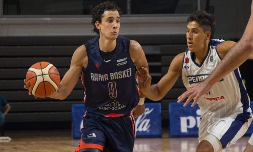 Caio Pacheco, inscrito no Draft da NBA, revela seus sonhos dentro do basquete
