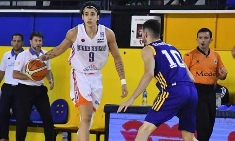 Armador Caio Pacheco, do Bahía Basket, está inscrito para o Draft 2020 da NBA