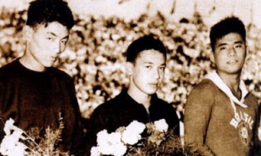 Tetsuo Okamoto, bronze na natação em Helsinque 1952, entra para o Hall da Fama do COB