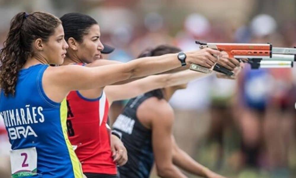 Maria Ieda Guimarães já garantiu sua qualificação olímpica para Tóquio 2020 e não depende de novo calendário pós-pandemia