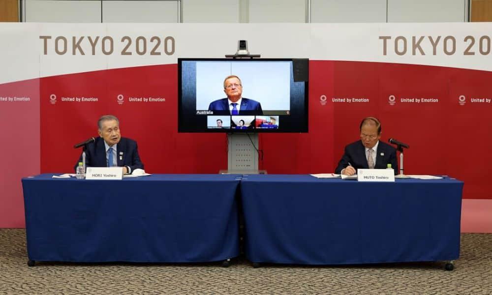 Reunião entre COI e COJO de Tóquio 2020 sobre gastos extras