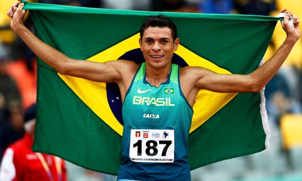 Altobeli, campeão em Lima 2019, mira índice olímpico mesmo sem treinar direito durante a pandemia