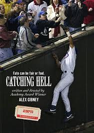Documentários esportivos: Catching Hell - O momento em que Steve Bartman atrapalha o jogador dos Cubs. Torcedor teve que sair escoltado após o incidente - documentário