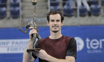 Murray defende ajuda a tenistas com prêmios de Grand Slam