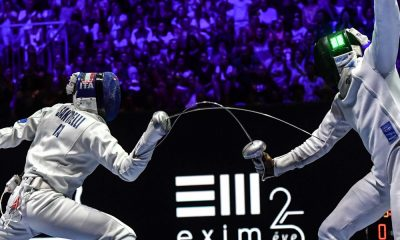 Esgrima: novas decisões qualificação olímpica