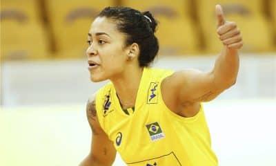 Drussyla - Sesc RJ - Seleção Brasileira - Vôlei - Tóquio 2020 - Coronavírus
