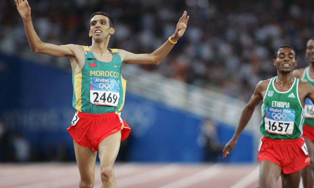 Atletismo Atleta Coronavírus