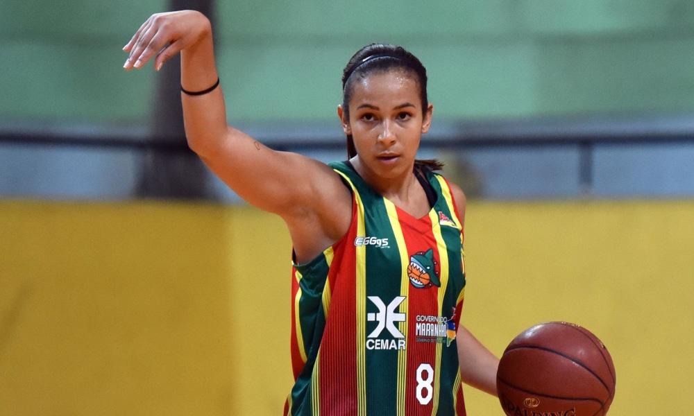 Tainá Paixão Seleção Brasileira Basquete Magic Paula