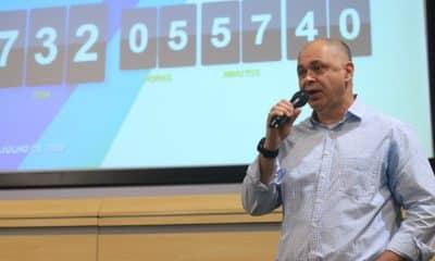 Jorge Bichara, diretor do COB, preocupado com os problemas do coronavírus no esporte