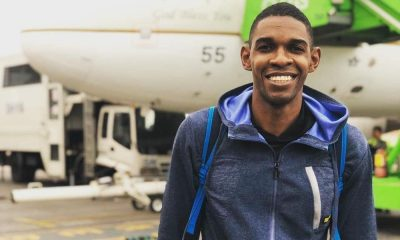 Leonardo Amâncio Atleta Brasileiro Vôlei Coronavírus