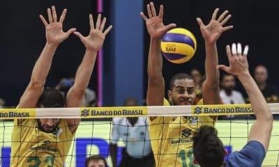 Lucarelli Vôlei Brasil Olimpíada