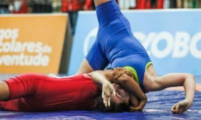 Federação de Wrestling garante vagas conquistadas para Jogos de Tóquio-2020