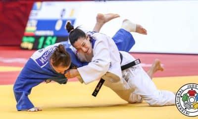 Mayra Aguiar é uma das brasileiras que briga pela classificação no judô rumo a tóquio