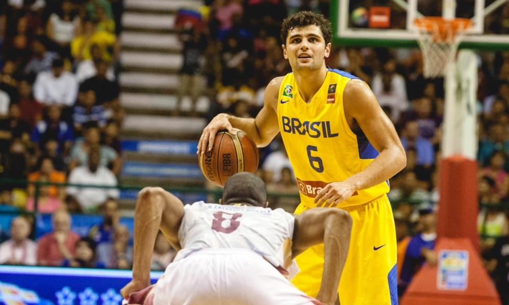 Raulzinho Confiança Petrović Brasil Tóquio