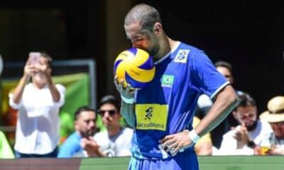Serginho Seleção Final Olímpica