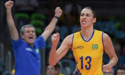 Sheilla Sonho Olimpíada Seleção