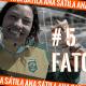 Ana Sátila exibe medalha do Pan na exibição do quadro 5 fatos do Olimpíada Todo Dia
