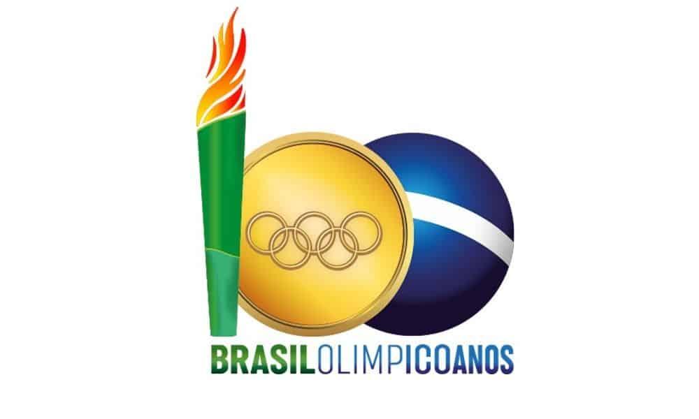 imagem comemorativa dos 100 anos de brasil nos jogos olímpicos para mostrar todas as medalhas conquistadas pelo país na história da Olimpíada