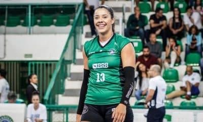 foto de Ariane, do brasília, Mercado do vôlei feminino - Superliga - Temporada 2020/2021