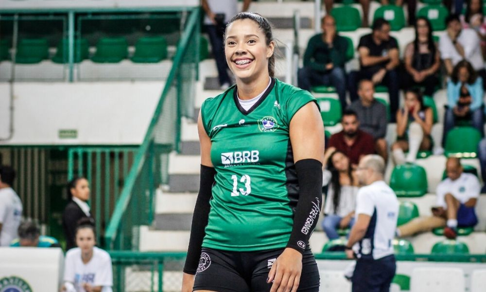 foto de Ariane, do brasília, Mercado do vôlei feminino - Superliga - Temporada 2020/2021