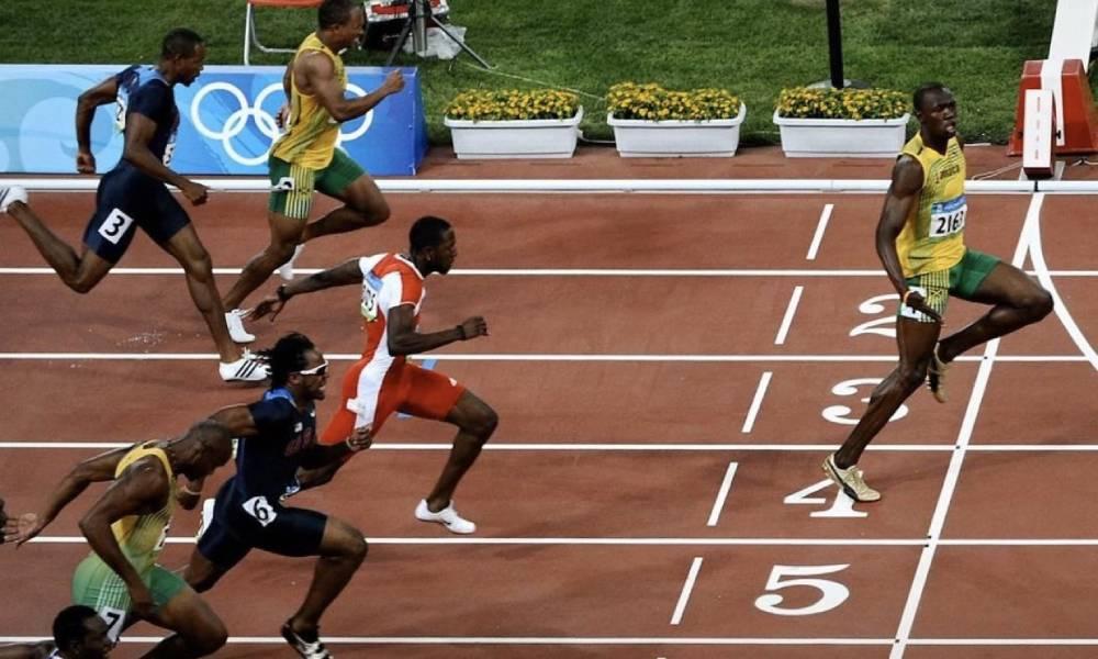 Aos 33 anos, o homem mais rápido da história do atletismo se tornou pai pela 1ª vez. O jamaicano Usain Bolt viu a esposa Kasi Bennett dar a luz a uma  filha menina