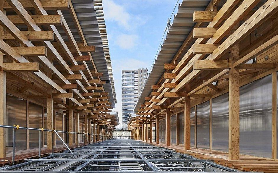 Reunião do COI irá tratar também das instalações confirmadas para os Jogos de Tóquio, como a Vila Olímpica