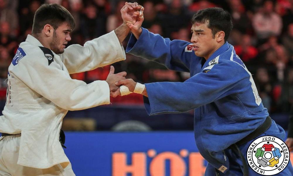 Judoca Eduardo Barbosa está perto de uma vaga para a Olimpíada de Tóquio