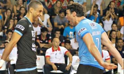 Marcelinho e Serginho criticaram atual geração do vôlei em live no Instagram