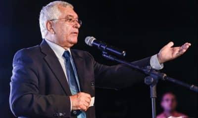Presidente da CBHb (Confederação Brasileira de Handebol) - Manoel Oliveira - volta ao comando
