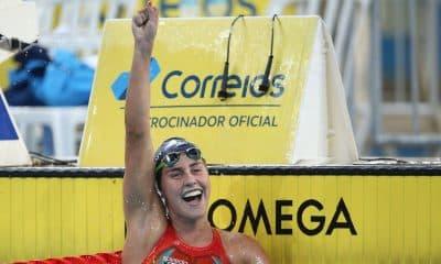 Viviane Jungblut - sem vaga na maratona, tentará classificação para Tóquio na natação