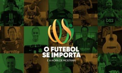 Campanha de arrecadação de alimento para crise do coronavírus une futebol