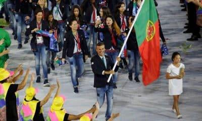Redescobrindo o Brasil: o porta-bandeira de Portugal nos Jogos Olímpicos Rio 2016