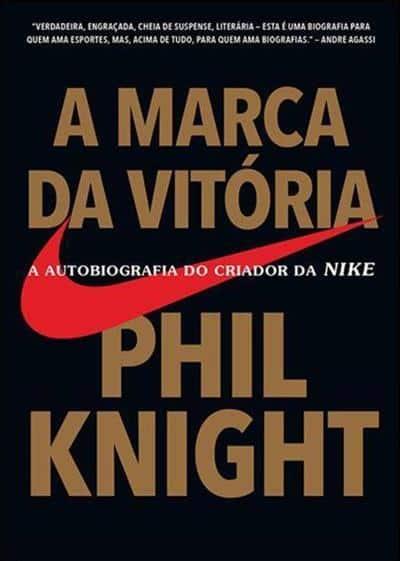- A Marca da Vitória, autobiografia do fundador da Nike documentário