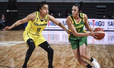Patty seleção basquete feminino