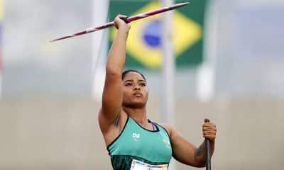 Raíssa Machado - Lançamento de Dardo - Paralimpíadas - Tóquio - Coronavírus