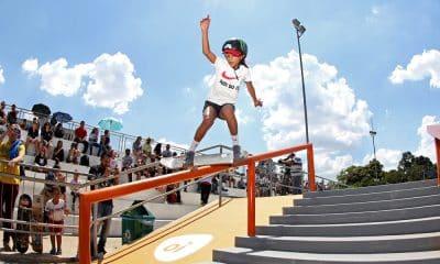 Rayssa Leal Skate Tóquio Skatista