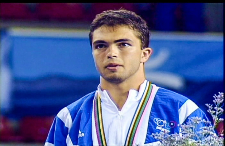 Rogério Sampaio levou a prata para o Brasil nos Jogos Olímpicos de Barcelona