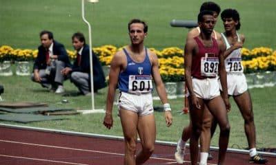 Donato Sabia Atleta Atletismo Coronavírus