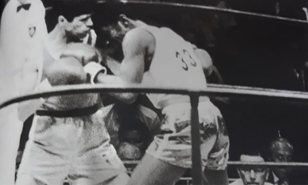 Servílio de Oliveira boxe