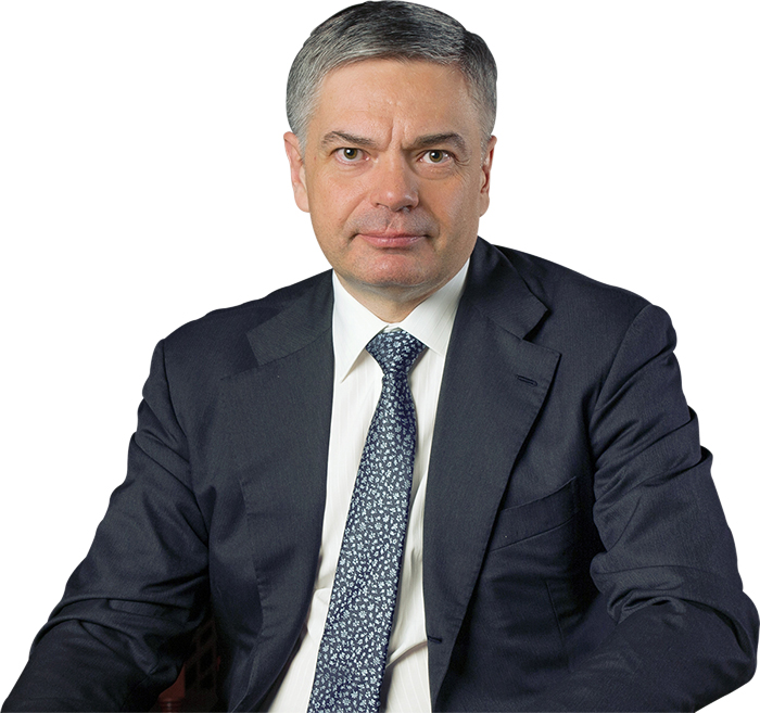 Sergey Shishkarev: Presidente da Delo, da Federação de Handebol russa e do Rostov