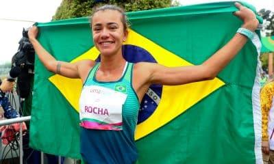 Érica Sena Atleta marcha atlética feminina Jogos Olímpicos de Tóquio 2020