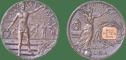 Medalhas dos Jogos Olímpicos de Saint Louis-1904