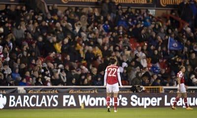 Liga Inglesa de Futebol Feminino - Coronavírus - FA