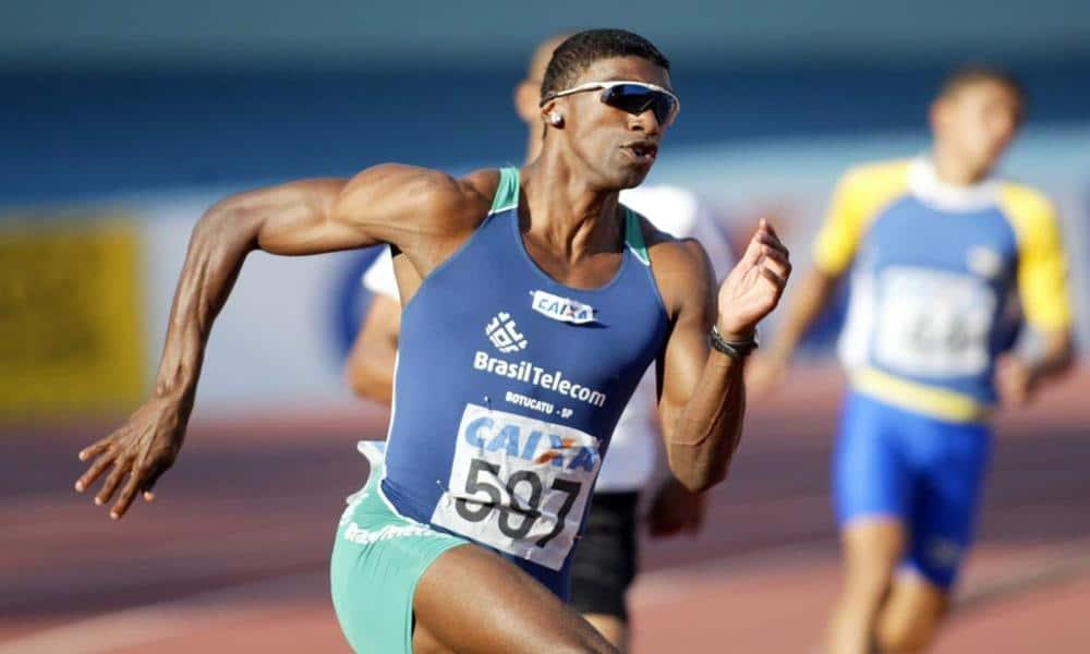 André Domingos - Revezamento 4x100 m - atlanta 1996 - sonho