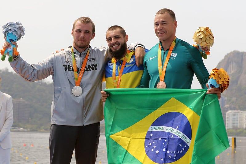 Caio Ribeiro, da paracanoagem, apostou, em live com o OTD, que conquistará medalhas tanto no VL3 quanto no KL3 dos Jogos de Tóquio