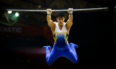 Com o adiamento dos Jogos Olímpicos de Tóquio, Arthur Nory ganhou tempo para fazer uma artroscopia no ombro esquerdo