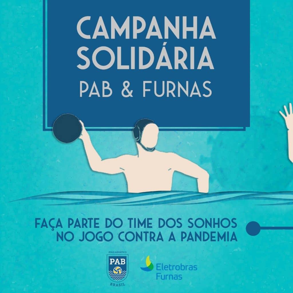 Em campanha contra a pandemia, a PAB organizou uma arrecadação solidária