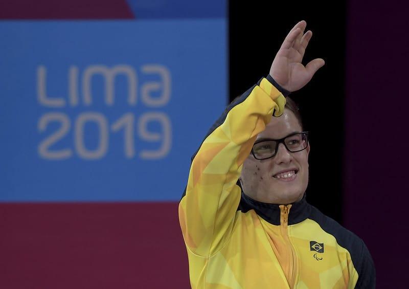 Vitor Tavares, do parabadminton, quer o topo do mundo e os Jogos Paralímpicos